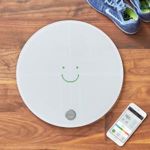 QardioBase 2 Wireless Smart Scale and Body Analyzer - Arctic White 16