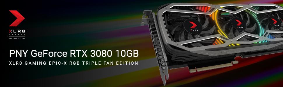 PNY GeForce RTX 3080 10GB