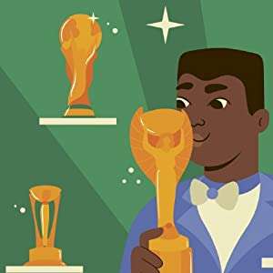 Pelé was a worldwide legend and received all possible honors, from Athlete of the Century to Sir.