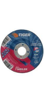 Tiger AO Grinding Wheels