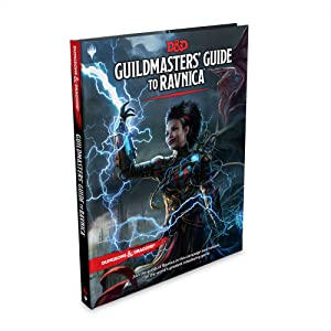 Dungeons & Dragons Guildmasters' Guide to Ravnica (D&D/Magic: The