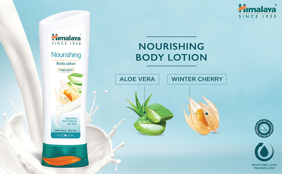 Himalaya Herbals Cocoa Butter Intensive Body Lotion, 100ml