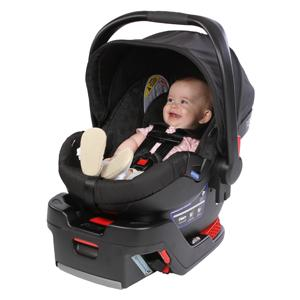 The B Safe 35 Is Your Smart Choice For An Infant Car Seat With Patented SafeCell Impact Protection Absorbing Base And Easy Installation All