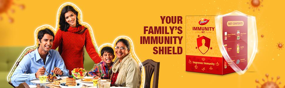 Immunity kit ; immunity provider ; nutrition