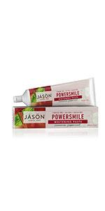 Jason Cinnamon Peppermint Powersmile Toothpaste