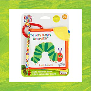 The Very Hungry Caterpillar  Softbook