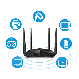 Stable WiFi Performance-Connect up to 30+ devices