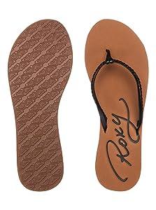 de6ec804b Amazon.com  Roxy Women s Cabo Flip-Flop  Shoes