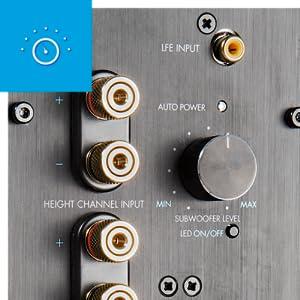 bass control