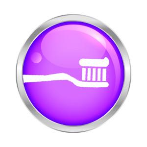 Barbie Battery Toothbrush