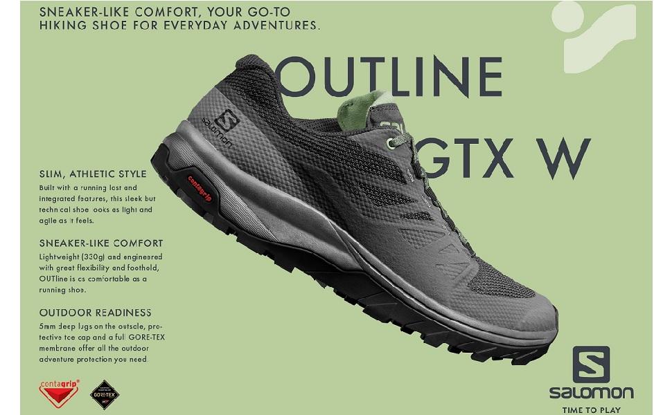 OUTLINE GTX W