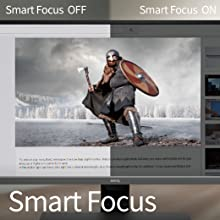 Smart Focus to Bring Details to Life (BenQ EW3270U)