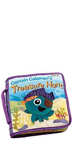 Captain Calamari's Treasure Hunt