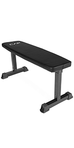 Cap Barbell Flat Weight Bench Standard Weight Benches
