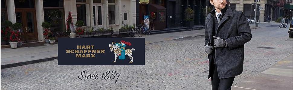 Hart Schaffner Marx Mens Vincent