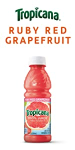 tropicana fruit grapefruit juice