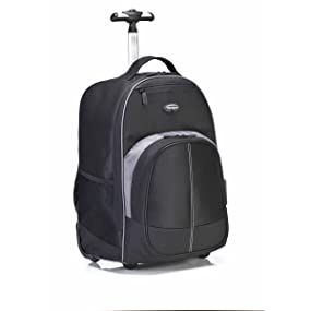 Amazon.com: Targus Compact Rolling Business and Travel