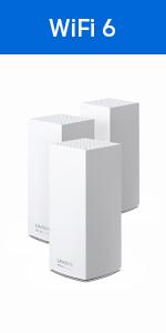 Linksys Velop AX Tri-Band Mesh WiFi System (MX12600)