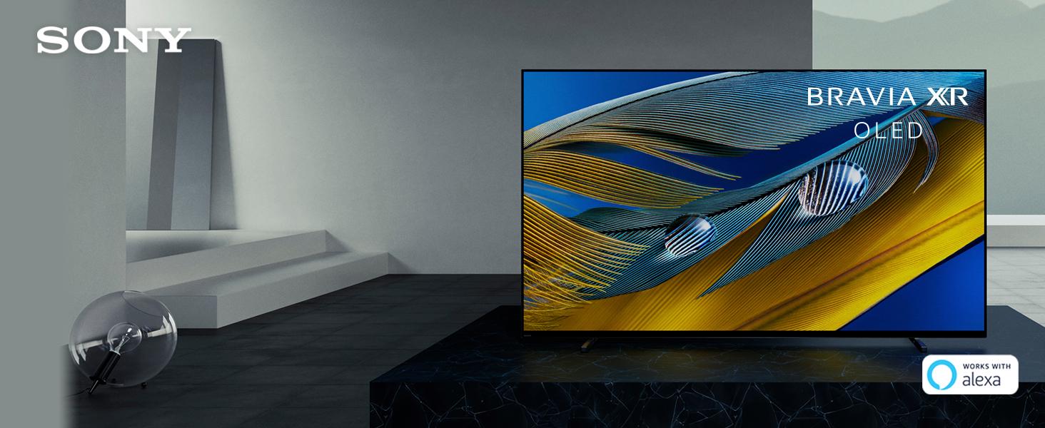 Sony BRAVIA XR A80J 4K HDR OLED TV
