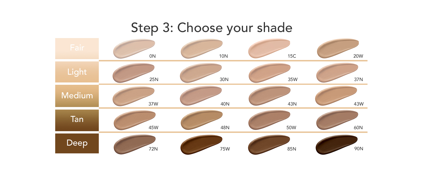 Shades, Dermablend