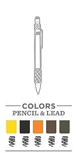 mechanical clicker pencil