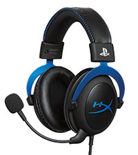 HyperX Cloud - Gaming Headset for PlayStation