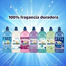 mimosín suavizante detergente ropa