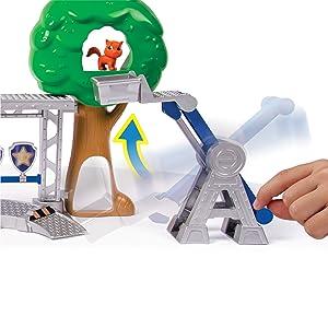 Spinmaster Nickelodeon PAW PATROL Training Center last item