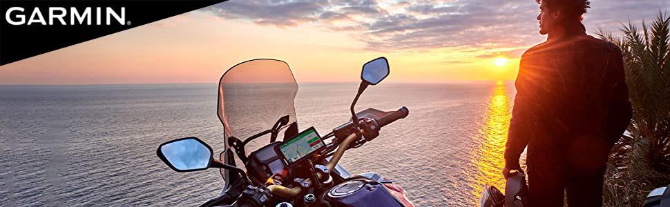 navegador de moto