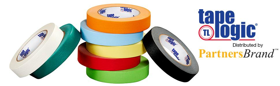 Pack of 48 3//4 x 60 yd 3//4 x 60 yd Orange Partners Brand PT934003D Tape Logic Masking Tape