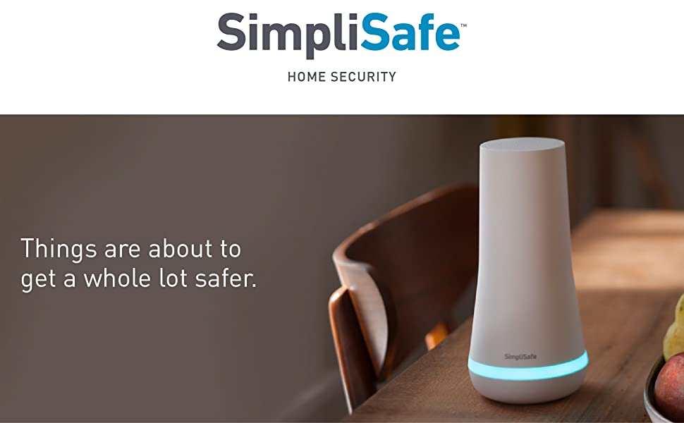 SimpliSafe, home security, system, professional monitoring, DIY, install, safety, protection, kit