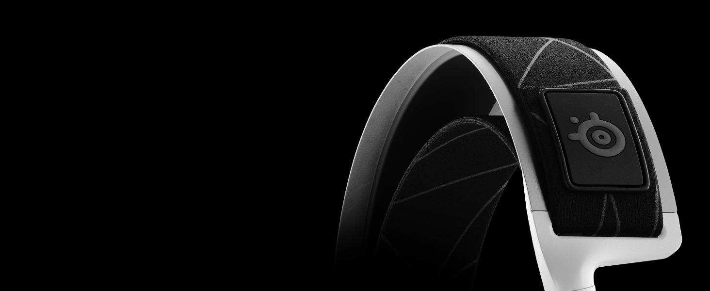 SteelSeries Arctis 7, Auriculares de Juego, inalámbricos, DTS Headphone:X v2.0 Surround, PC y PS4
