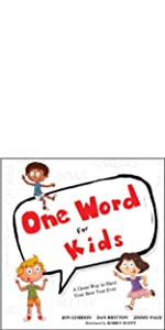 one word kids, jon gordon, jon gordon books, jon gordon guides, jon gordon fables