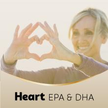 EPA, DHA, Seven Seas, Cod liver oil, Omega-3, A-Z multivitamins, normal heart function
