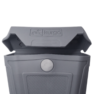 kurgo tailgate dumpster for your car, doggie poop bags, dog bags, poop bags, doh bags, biodegradable