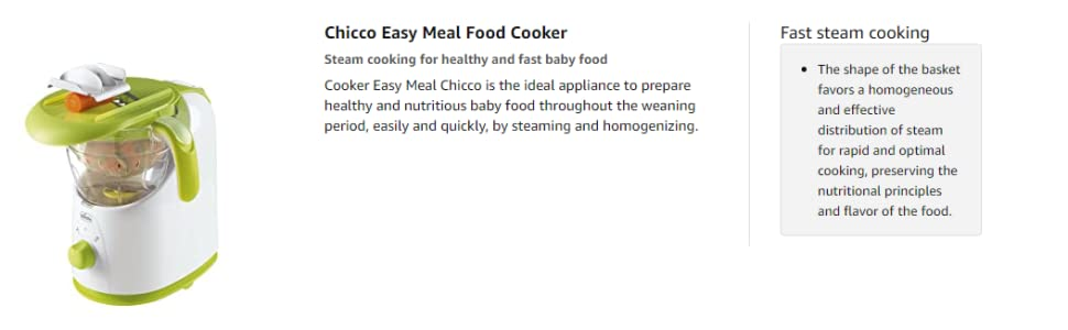 STEAM COOKER EASY MEAL