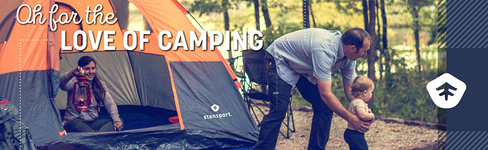 stansport, camping, hiking