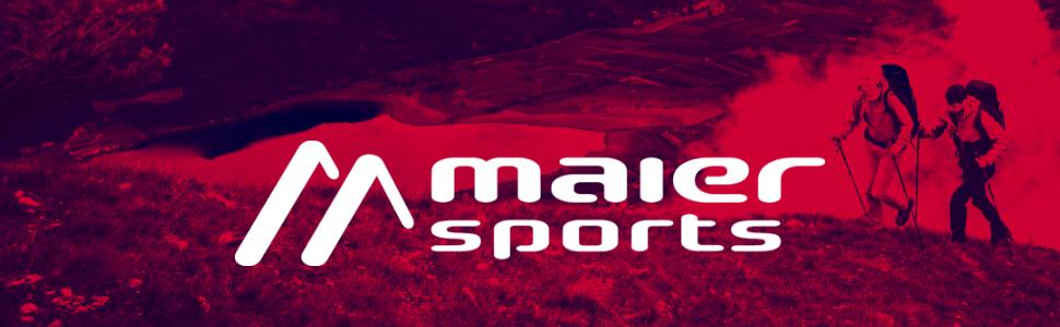 132009 Maier Sports TORID SLIM Wanderhose Trekkinghose für Herren