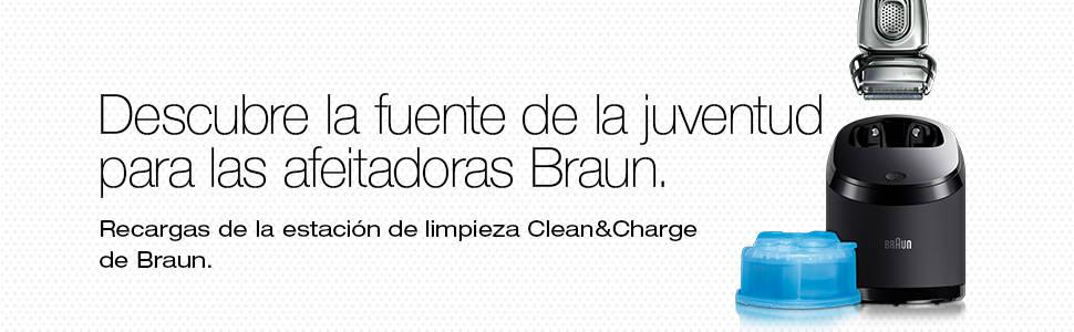 Braun Series 3 21B Cabezal de Recambio para Afeitadora Eléctrica ...
