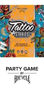 Tattoo Stories