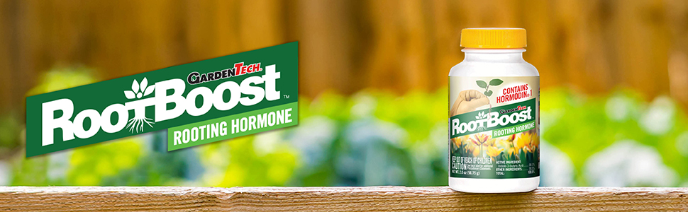 Amazon Com Rootboost Rooting Hormone Powder 2 Oz Green