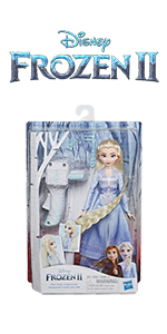 frozen 2 movie dolls; singing elsa doll; toys for 3 year old girls; elsatoy singing into the unknown