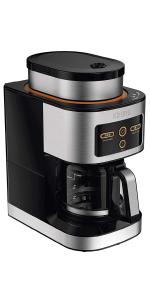 Amazon.com: KRUPS, EC322, 14-Cup Programmable Coffee Maker ...