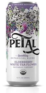 Elderberry White Tea Flower Petal Botanical Beverage