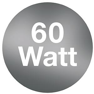 potencia 60w