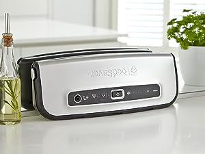 sous vide, caso, vacuüm sealer apparaat huishouden, voedsel vacuüm sealer gebruikt, vacuüm sealer ca