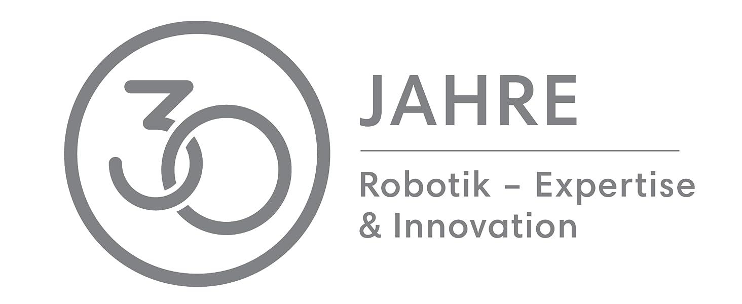 Über 25 Jahre Expertise und Innovation in Robotik