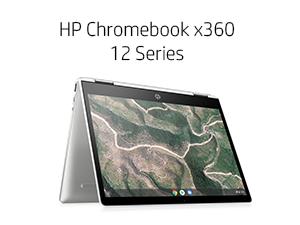 compare, HP Chromebook x360 12 Series