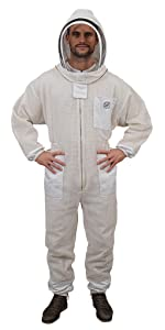 Humble Bee 421 Aerated Beekeeping Suit with Fencing Veil