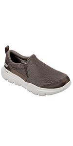 skechers slip-on walking sneakers for men
